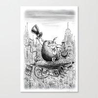 Sky Bosco Canvas Print