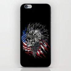 Indian Hunter iPhone & iPod Skin