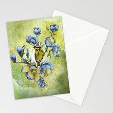 Magnolia Blues Stationery Cards