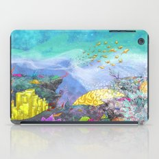 Coral Reef iPad Case