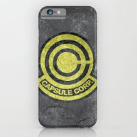 Capsule Corp. iPhone 6 Slim Case