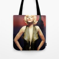 Marilyn Forever Tote Bag