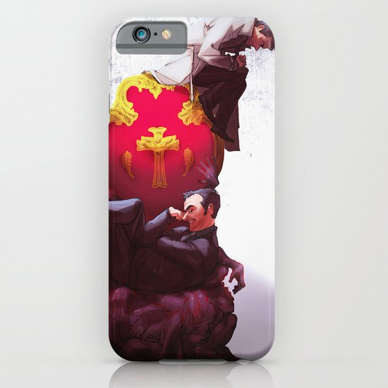 Kings of Heaven and Hell iPhone & iPod Case