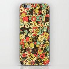 Nineteen Shapes iPhone & iPod Skin