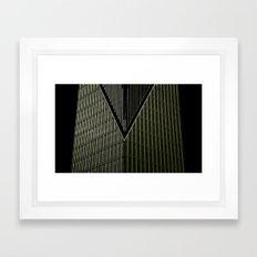 DarkTerminus Framed Art Print