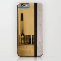 iPhone & iPod Case featuring Taking Care of Business by Joëlle Tahindro
