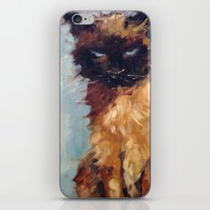 The Wicked One iPhone & iPod Skin