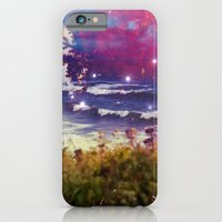 iPhone & iPod Case featuring Surfing on Acid by Thömas McMahon