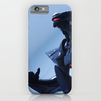 iPhone & iPod Case featuring Griffon by mawk