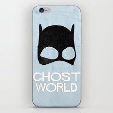 Ghost World iPhone & iPod Skin