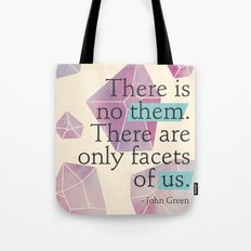 Facets of Us Tote Bag