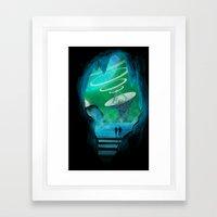 Expansion Volume IV Post… Framed Art Print
