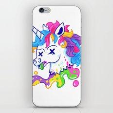 Deadicorn iPhone & iPod Skin