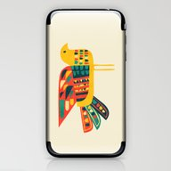 Century Bird iPhone & iPod Skin