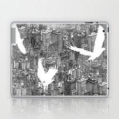 Ecotone (black & white) Laptop & iPad Skin