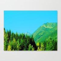 Eastern Washington Canvas Print