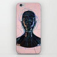 A Calm Prison World iPhone & iPod Skin