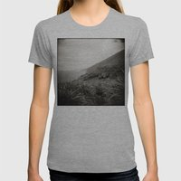 { The Earth We Walk On } Womens Fitted Tee Athletic Grey SMALL