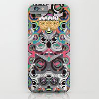 iPhone & iPod Case featuring KiNG KoALA by Galvanise The Dog