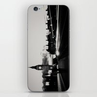 London noir ...  iPhone & iPod Skin
