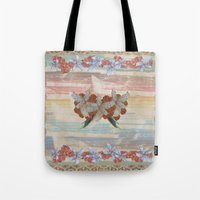 Lily Rose Tote Bag