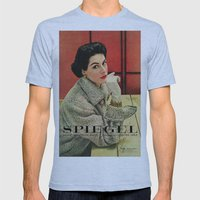 1953 Fall/Winter Catalog Mens Fitted Tee Athletic Blue SMALL
