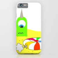 iPhone & iPod Case featuring BUBOL BALL by Mendelsign
