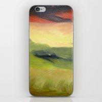 Fields of Grain iPhone & iPod Skin