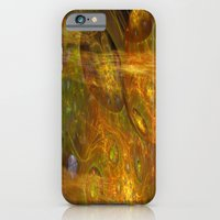 Exoplanet Nebula iPhone 6 Slim Case