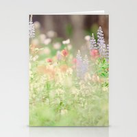 SUMMER HIKE  Stationery Cards