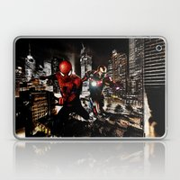 Dynamic Duo Laptop & iPad Skin