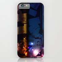 iPhone & iPod Case featuring Lights by Tina Stamatopoulou