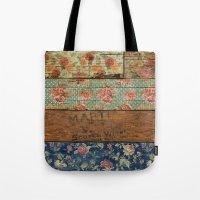 Barroco Style Tote Bag