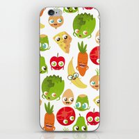Food iPhone & iPod Skin