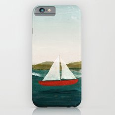 The Boat that Wants to Float Slim Case iPhone 6s