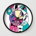 Piggly Wiggly Wall Clock
