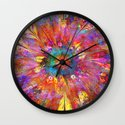 Primavera 2 Wall Clock