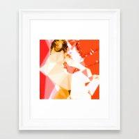 Jet Sex Radio Framed Art Print