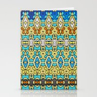 Mix&Match Byzantine Mosa… Stationery Cards