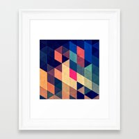 wyy Framed Art Print