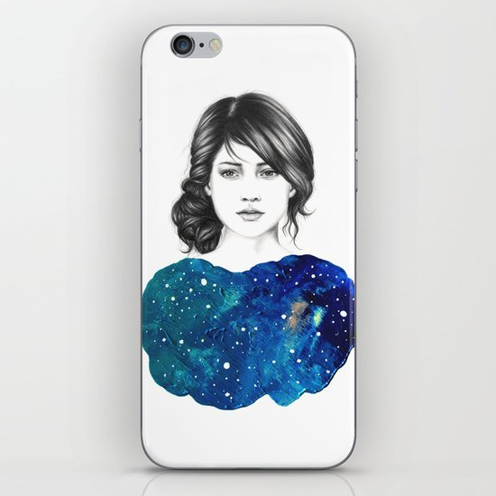 CARINA iPhone & iPod Skin
