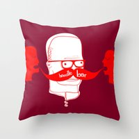 Documenting The Discover… Throw Pillow