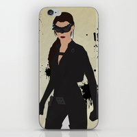 The Dark Knight: Catwoma… iPhone & iPod Skin