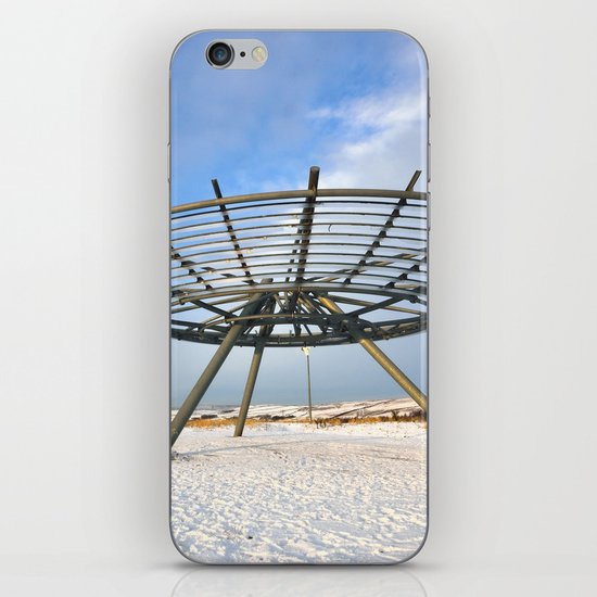 The Halo iPhone & iPod Skin
