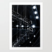 ray 06 Art Print