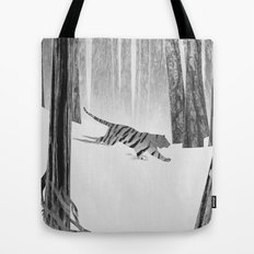 Martwood Tiger Tote Bag