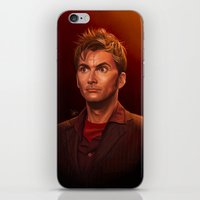 Last of the Time Lords - Doctor Who iPhone & iPod Skin