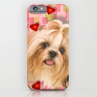 iPhone & iPod Case featuring love by C...