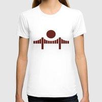 san francisco T-shirts featuring San Francisco by DeBUM