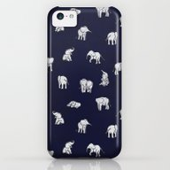Indian Baby Elephants In… iPhone 5c Slim Case